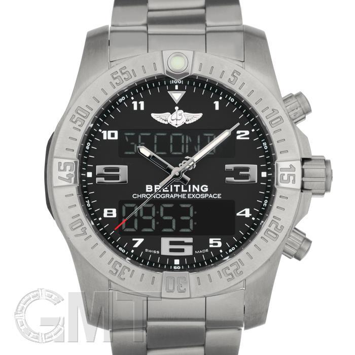 ブライトリング エクゾスペース B55 46mm E510B80PST TI ブレス BREITLING 【新品】【メンズ】 【腕時計】 【送料無料】 【あす楽_年中無休】