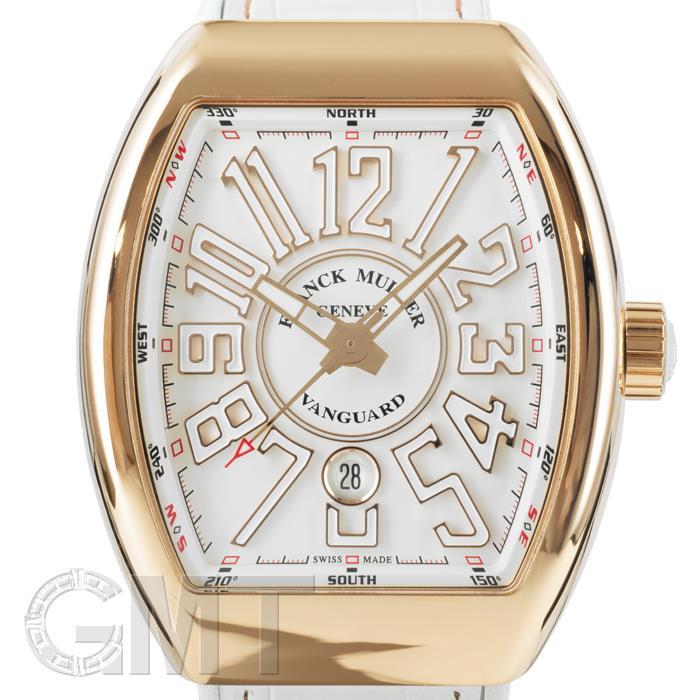 フランク・ミュラー ヴァンガード ホワイト V45SCDT 5N FRANCK MULLER 【新品】【メンズ】 【腕時計】 【送料無料】 【あす楽_年中無休】