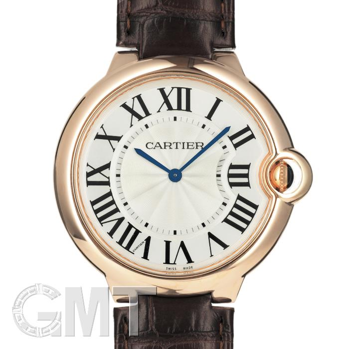 カルティエ バロンブルー シルバー 40mm W6920083 CARTIER 【新品】【メンズ】 【腕時計】 【送料無料】 【あす楽_年中無休】