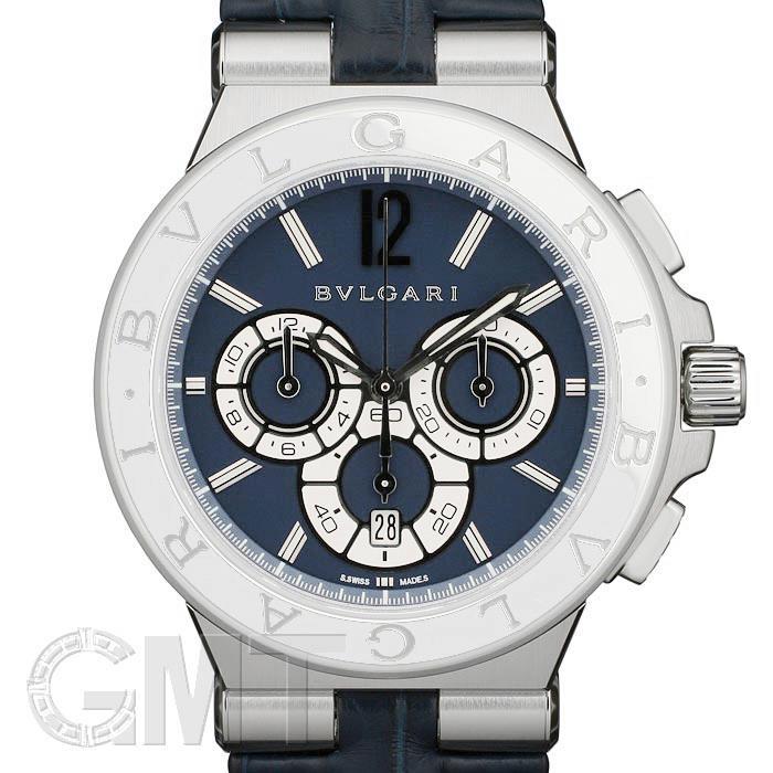BVLGARI ブルガリ ディアゴノ カリブロ DG42C3SLDCH 【新品】【腕時計】【メンズ】 【送料無料】 【あす楽_年中無休】