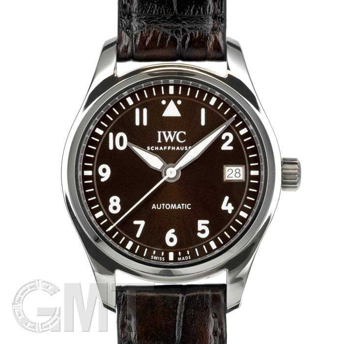 IWC パイロット・ウォッチ・オートマティック 36 IW324009 ブラウン IWC 【新品】【メンズ】 【腕時計】 【送料無料】 【あす楽_年中無休】