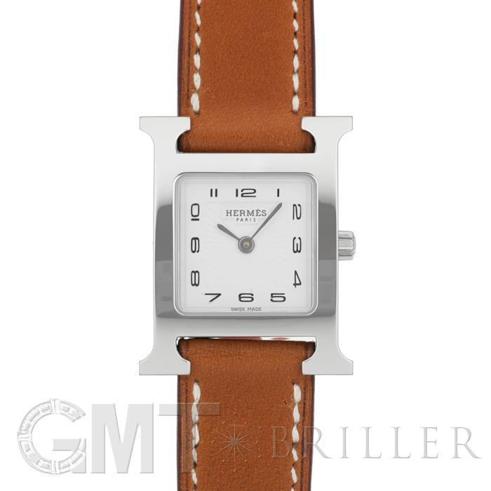[最大3万円引き! 5/1]エルメス Hウォッチ HH1.210.131/VBA 21mm HERMES新品レディース腕時計 送料無料