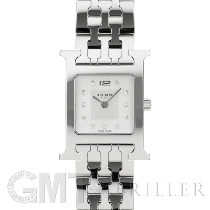 [最大3万円引き! 5/1]エルメス Hウォッチ HH1.210.290/4804 21mm HERMES新品レディース腕時計 送料無料