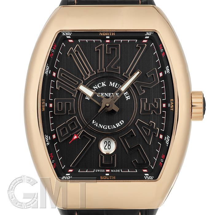 フランクミュラー ヴァンガード ブラック V45SCDT 5N FRANCK MULLER 【新品】【メンズ】 【腕時計】 【送料無料】 【あす楽_年中無休】