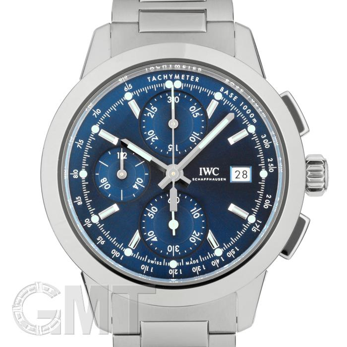 IWC インヂュニア クロノグラフ IW380802 ブルー IWC 【新品】【メンズ】 【腕時計】 【送料無料】 【あす楽_年中無休】