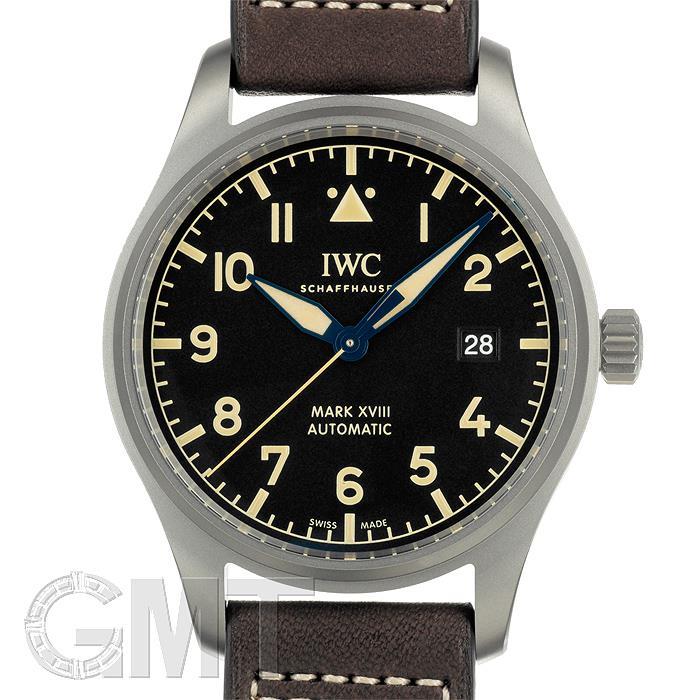 IWC パイロット・ウォッチ・マーク XVIII ヘリテージ IW327006 IWC 【新品】【メンズ】 【腕時計】 【送料無料】 【あす楽_年中無休】