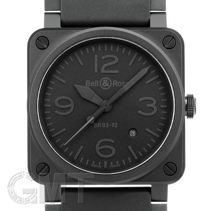[最大3万円引き! 5/1]BELL&ROSS BR03-92 ファントム CERAMIC BR0392-PHANTOM-CE※ BELL & ROSS新品メンズ腕時計 送料無料
