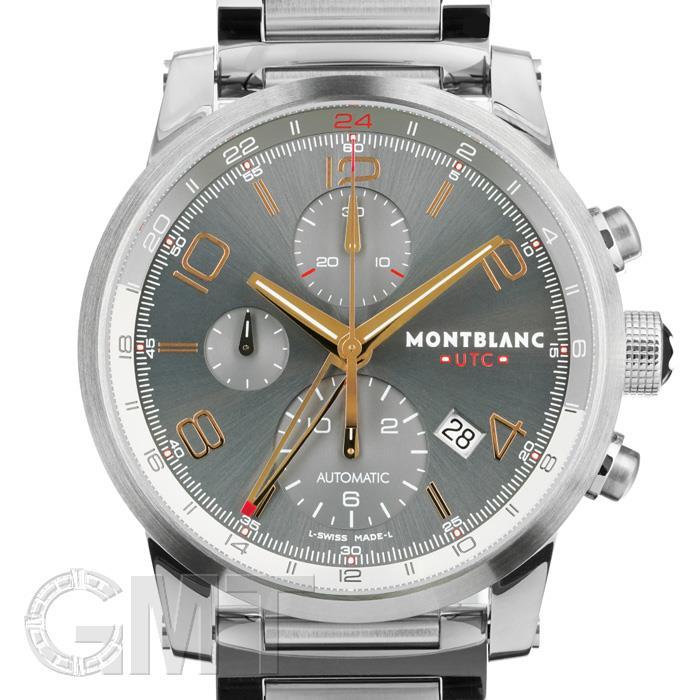 タイムウォーカー クロノボイジャー MB107303 MONTBLANC 【新品】【メンズ】 【腕時計】 【送料無料】 【あす楽_年中無休】