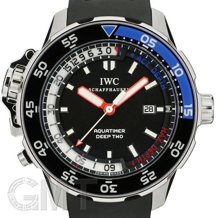 IWC アクアタイマー ディープツー IW354702※ IWC 【新品】【メンズ】 【腕時計】 【送料無料】 【あす楽_年中無休】