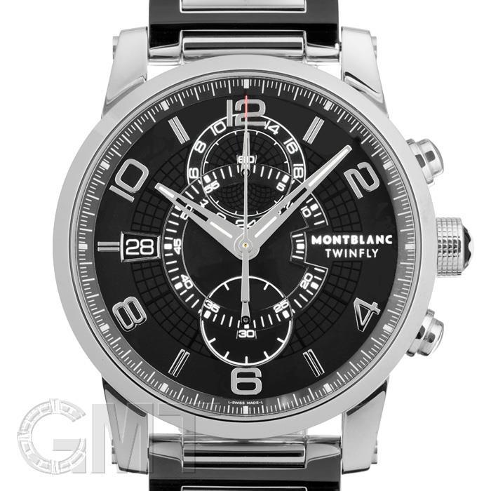 モンブラン タイムウォーカー ツインフライ 104286 MONTBLANC 【新品】【メンズ】 【腕時計】 【送料無料】 【あす楽_年中無休】