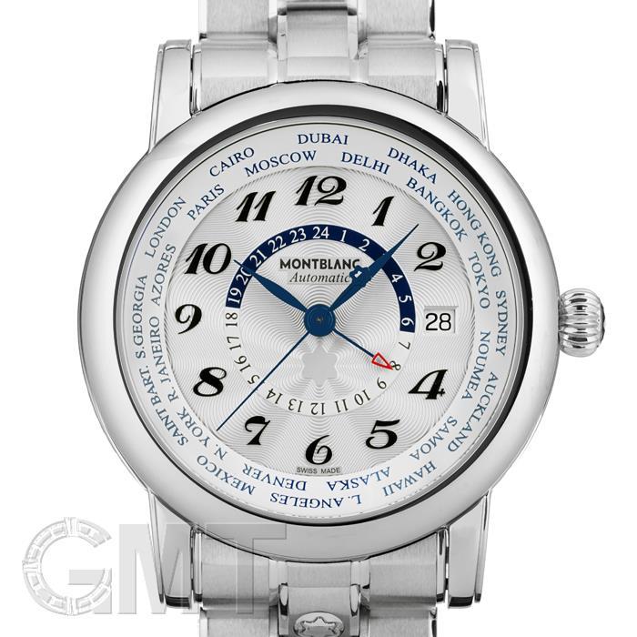 モンブラン スター ワールドタイム GMT 106465 MONTBLANC 【新品】【メンズ】 【腕時計】 【送料無料】 【あす楽_年中無休】