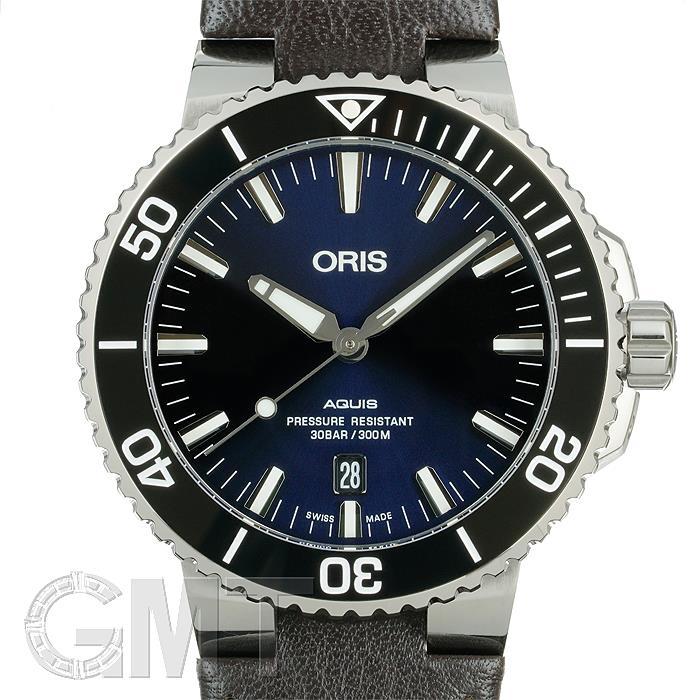 オリス アクイス デイト 733 7730 4135 D ORIS 【新品】【メンズ】 【腕時計】 【送料無料】 【あす楽_年中無休】