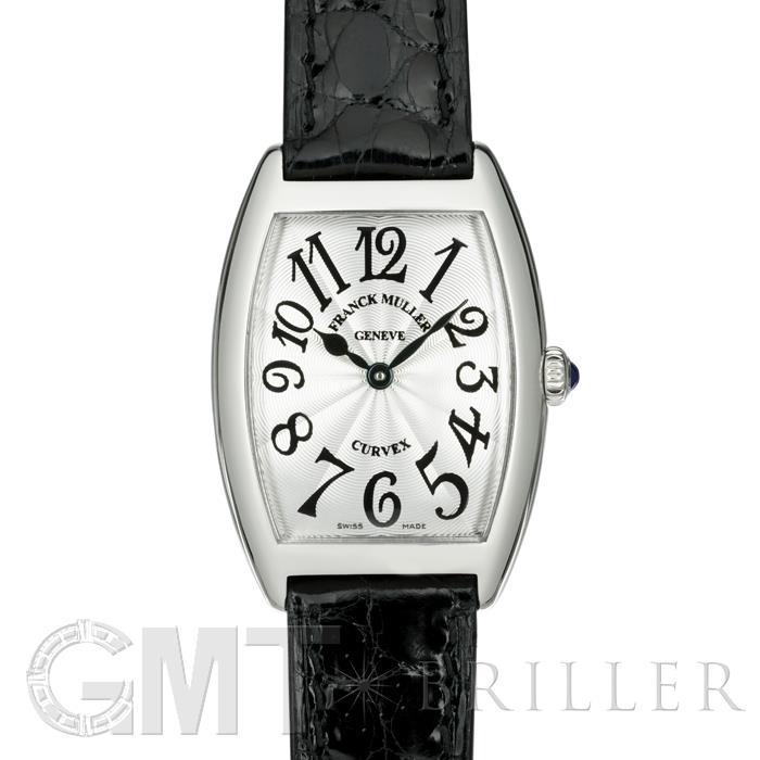 フランク・ミュラー トノーカーベックス 1752QZ シルバー FRANCK MULLER 【新品】【レディース】 【腕時計】 【送料無料】 【あす楽_年中無休】