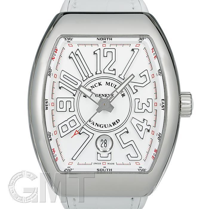 フランク・ミュラー ヴァンガード V41SCDT ホワイト FRANCK MULLER 【新品】【メンズ】 【腕時計】 【送料無料】 【あす楽_年中無休】