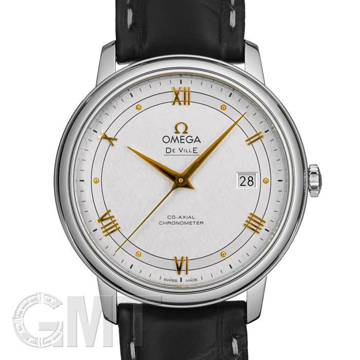 オメガ デ・ヴィル プレステージ コーアクシャル 424.13.40.20.02.005 OMEGA 新品メンズ 腕時計 送料無料