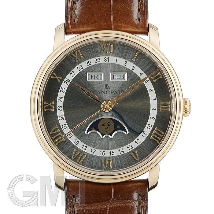 ブランパン ヴィルレ コンプリートカレンダー 6654-3613-55B BLANCPAIN 【新品】【メンズ】 【腕時計】 【送料無料】 【あす楽_年中無休】