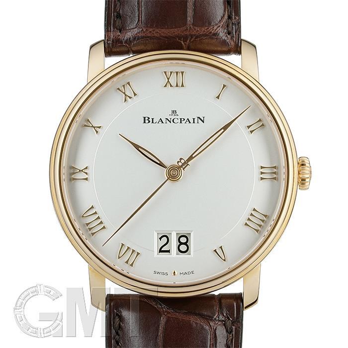 ブランパン ヴィルレ グランドデイト 6669-3642-55B BLANCPAIN 【新品】【メンズ】 【腕時計】 【送料無料】 【あす楽_年中無休】