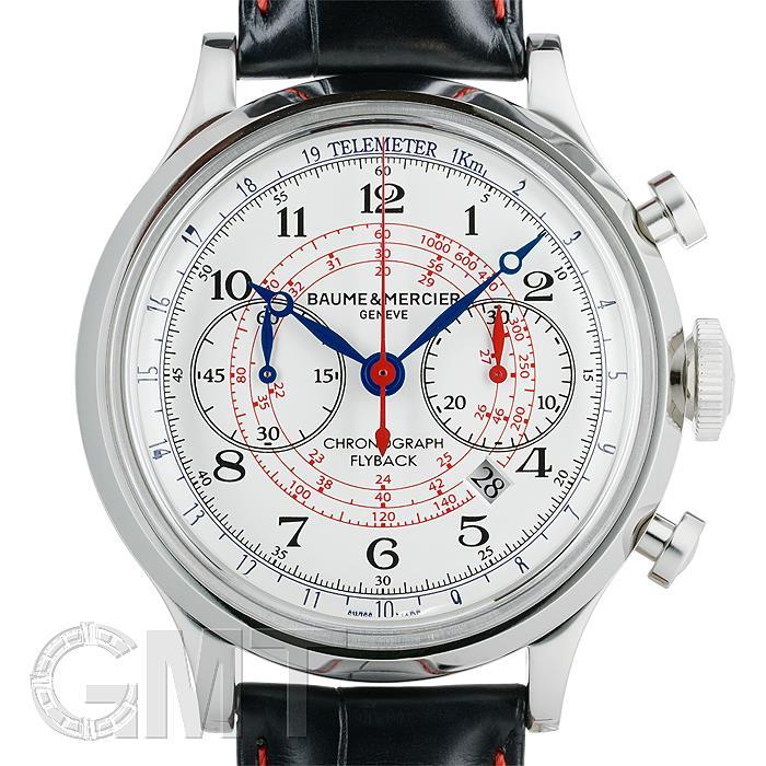 ボーム&メルシェ ケープランド MOA10260 BAUME & MERCIER 新品メンズ 腕時計 送料無料