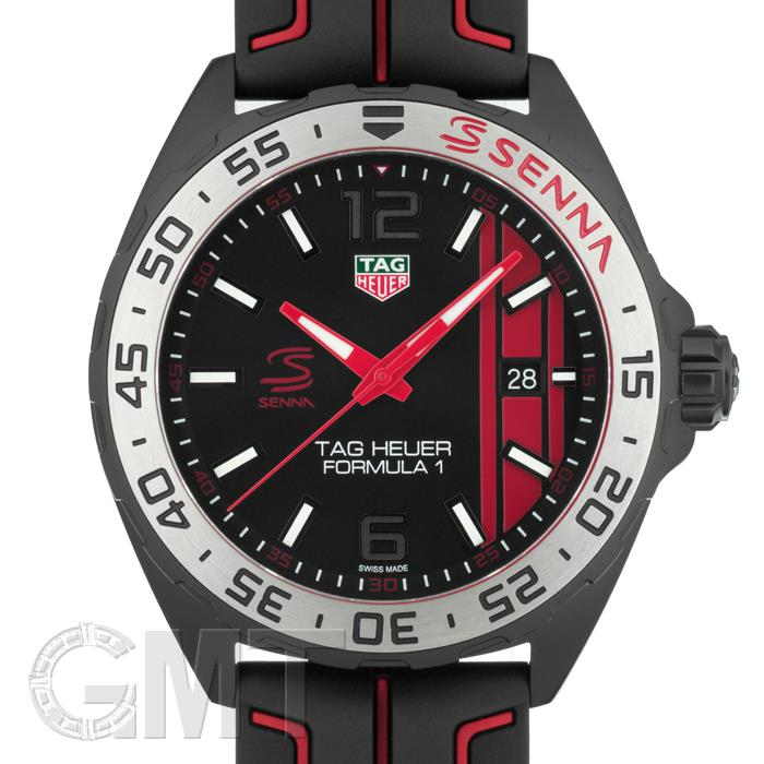 タグホイヤー フォーミュラ1 アイルトン・セナ エディション WAZ1014.FT8027 TAG HEUER 新品メンズ 腕時計 送料無料