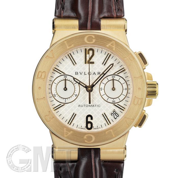 ブルガリ ディアゴノ シルバー イエローゴールド DG35C6GLDCH BVLGARI 【新品】【メンズ】 【腕時計】 【送料無料】 【あす楽_年中無休】