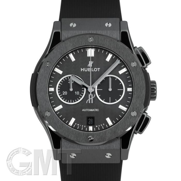 ウブロ クラシックフュージョン クロノグラフ ブラックマジック 541.CM.1771.RX HUBLOT 新品メンズ 腕時計 送料無料