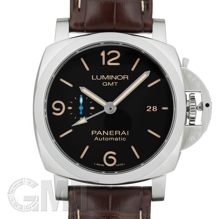 パネライ ルミノール1950 3days GMT 44MM PAM01320 OFFICINE PANERAI 【新品】【メンズ】 【腕時計】 【送料無料】 【あす楽_年中無休】