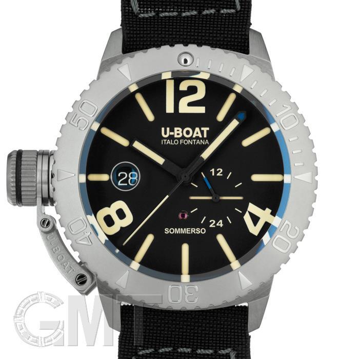 Uボート クラシコ SOMMERSO 9007 【新品】【メンズ】 【腕時計】 【送料無料】 【あす楽_年中無休】
