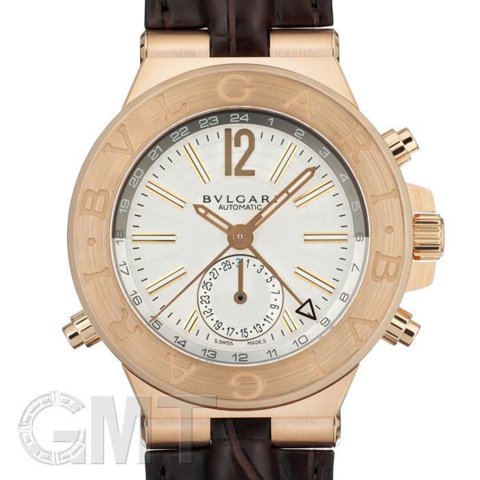 ブルガリ ディアゴノ GMT DGP40C6GLDGMT BVLGARI 【新品】【メンズ】 【腕時計】 【送料無料】 【あす楽_年中無休】