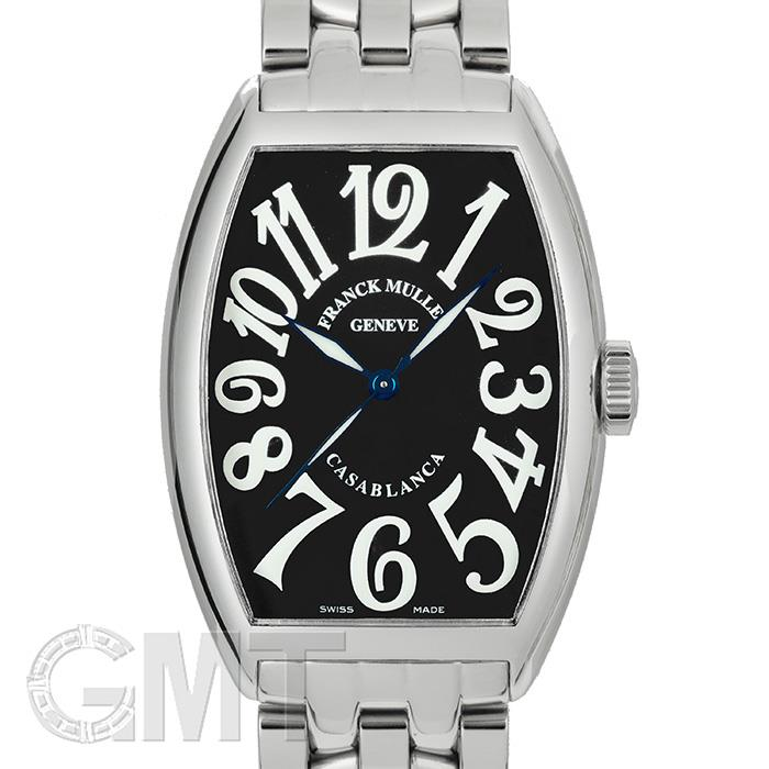 フランクミュラー カサブランカ ブラック 5850CASA FRANCK MULLER 新品メンズ 腕時計 送料無料