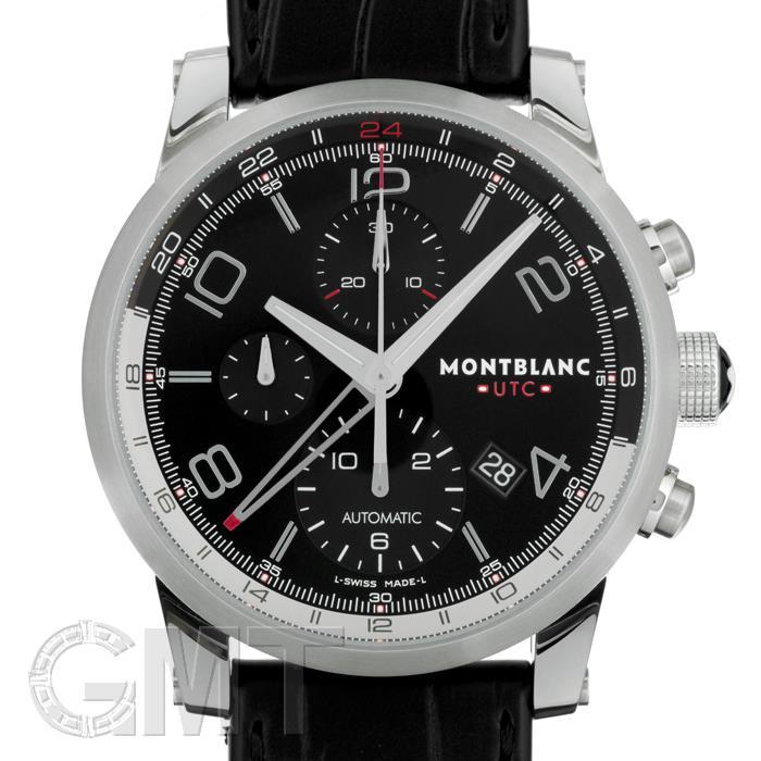 モンブラン タイムウォーカー ボイジャー UTC 107336-N MONTBLANC 【新品】【メンズ】 【腕時計】 【送料無料】 【あす楽_年中無休】
