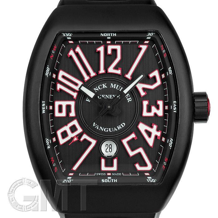 フランクミュラーヴァンガード ブラック V45SCDT TT BR NR FRANCK MULLER 【新品】【メンズ】 【腕時計】 【送料無料】 【あす楽_年中無休】