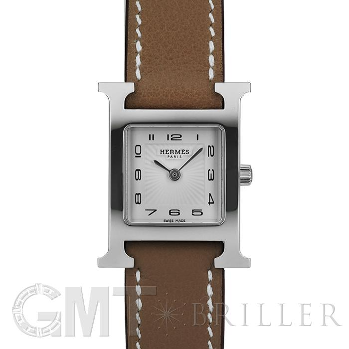 エルメス Hウォッチ W036709WW00 HH1.210.131/WW18 21mm HERMES 新品レディース 腕時計 送料無料