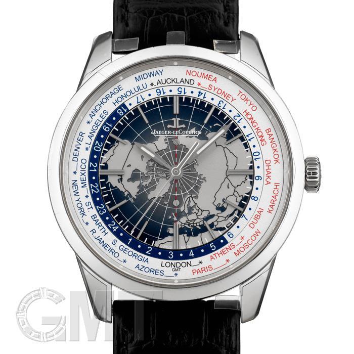 ジャガールクルト ジオフィジック ユニバーサルタイム Q8108420※ JAEGER LECOULTRE 【新品】【メンズ】 【腕時計】 【送料無料】 【あす楽_年中無休】