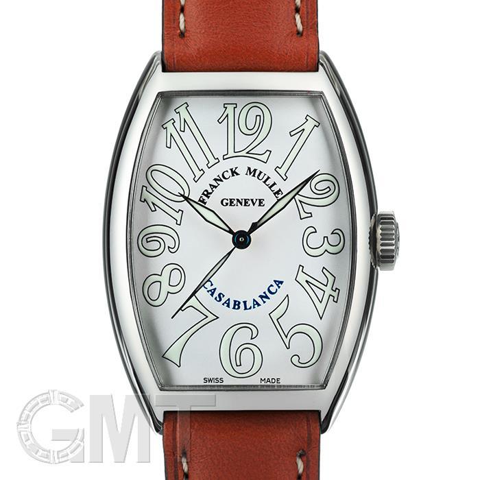 フランクミュラー カサブランカ ホワイト 5850CASA FRANCK MULLER 【新品】【メンズ】 【腕時計】 【送料無料】 【あす楽_年中無休】