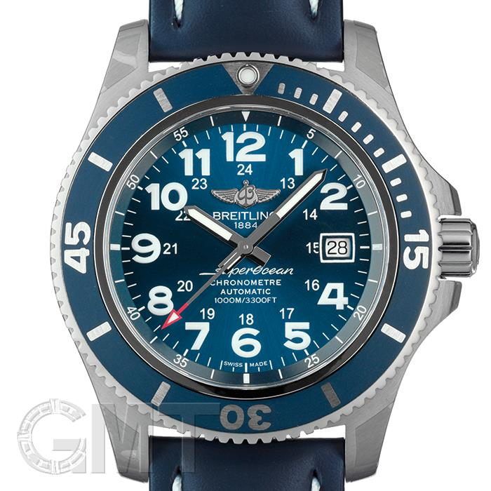ブライトリング スーパーオーシャン II ブルー A192C10KBA BREITLING 【新品】【メンズ】 【腕時計】 【送料無料】 【あす楽_年中無休】