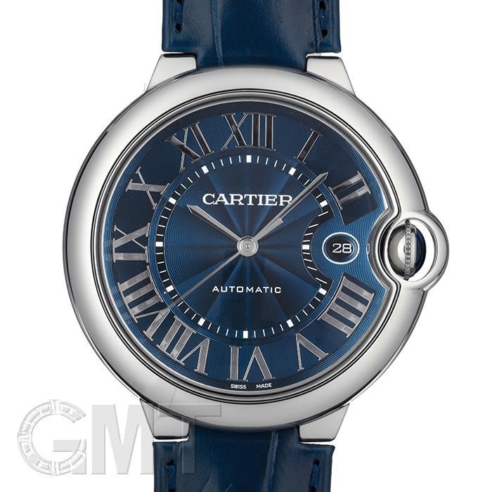 カルティエ バロン ブルー ドゥ カルティエ ウォッチ 42MM WSBB0025 CARTIER 【新品】【メンズ】 【腕時計】 【送料無料】 【あす楽_年中無休】