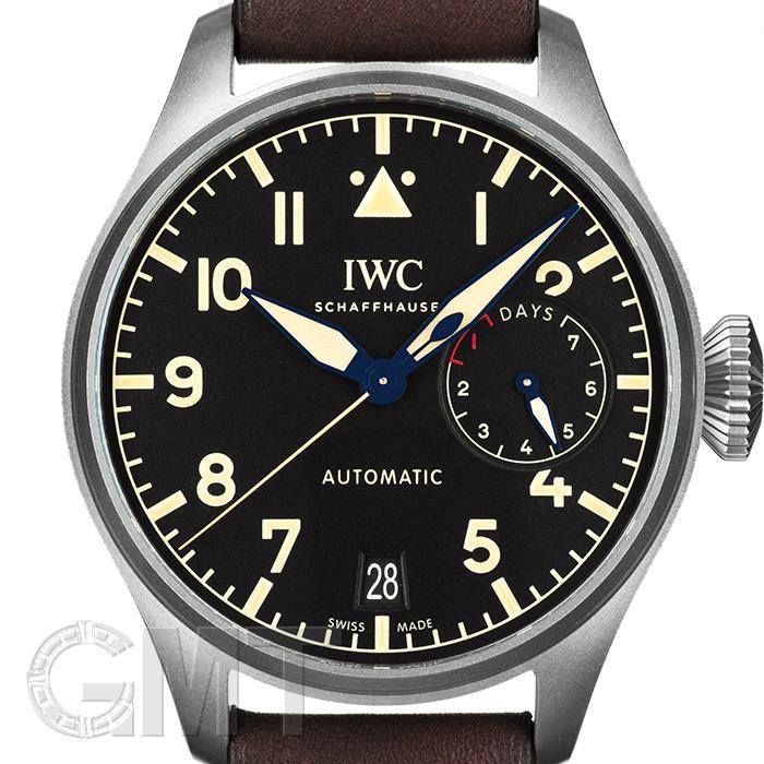IWC パイロットウォッチ ビッグ パイロット ヘリテージ IW501004 IWC 【新品】【メンズ】 【腕時計】 【送料無料】 【あす楽_年中無休】