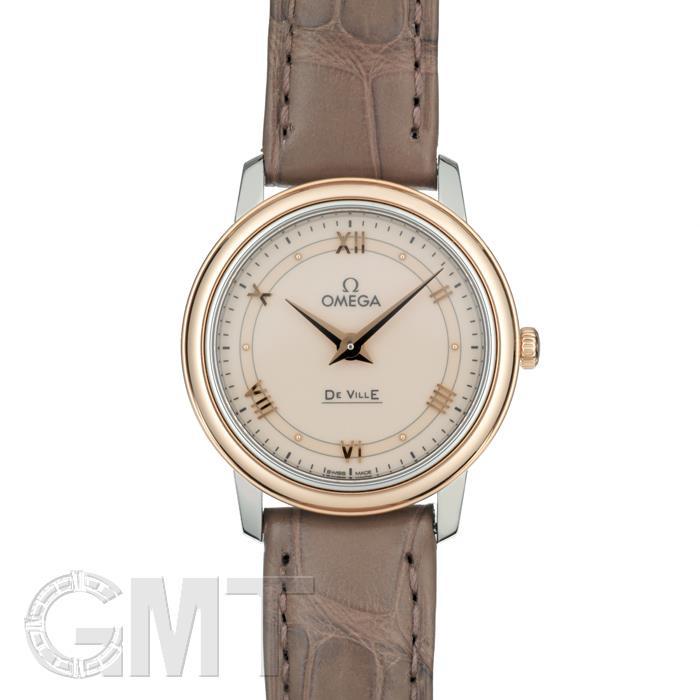オメガ デ・ヴィル プレステージ 27.4mm 424.23.27.60.09.001 OMEGA 新品レディース 腕時計 送料無料
