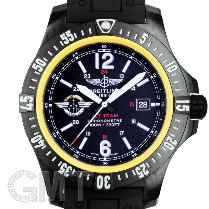 ブライトリング コルト スカイレーサー ジェット チーム ブラック X74320B1/BG09 BREITLING 【新品】【メンズ】 【腕時計】 【送料無料】 【あす楽_年中無休】