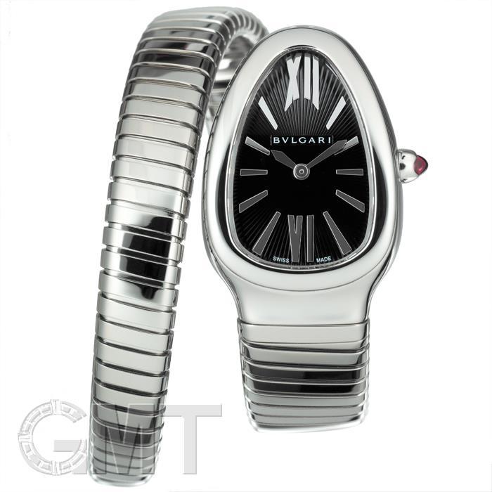 BVLGARI ブルガリ セルペンティ ブラック SP35BSS.1T BVLGARI 【新品】【レディース】 【腕時計】 【送料無料】 【あす楽_年中無休】