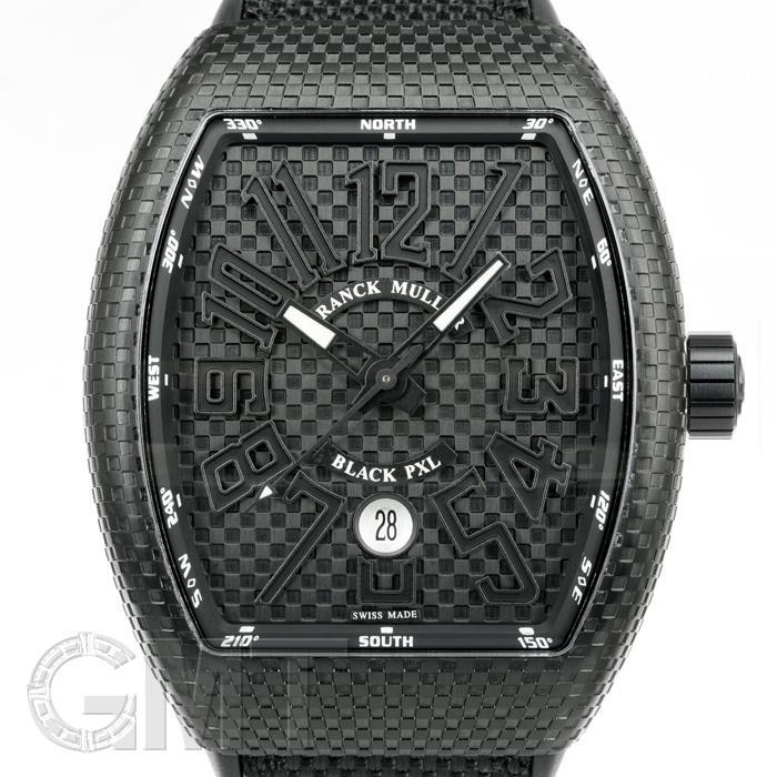 フランク・ミュラー ヴァンガード ブラックピクセル V45SCDT BLACK PXL FRANCK MULLER 【新品】【メンズ】 【腕時計】 【送料無料】 【あす楽_年中無休】