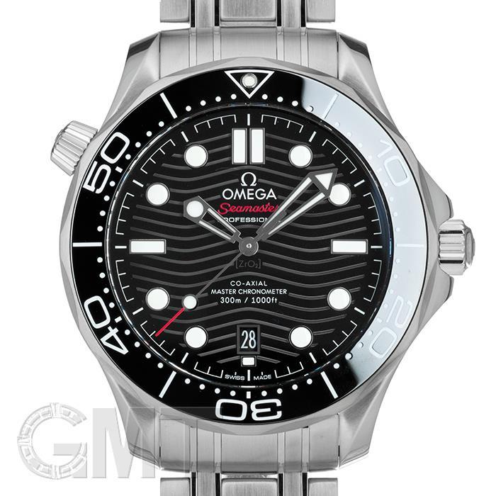 オメガ シーマスター ダイバー300M ブラック210.30.42.20.01.001 OMEGA 【新品】【メンズ】 【腕時計】 【送料無料】 【あす楽_年中無休】