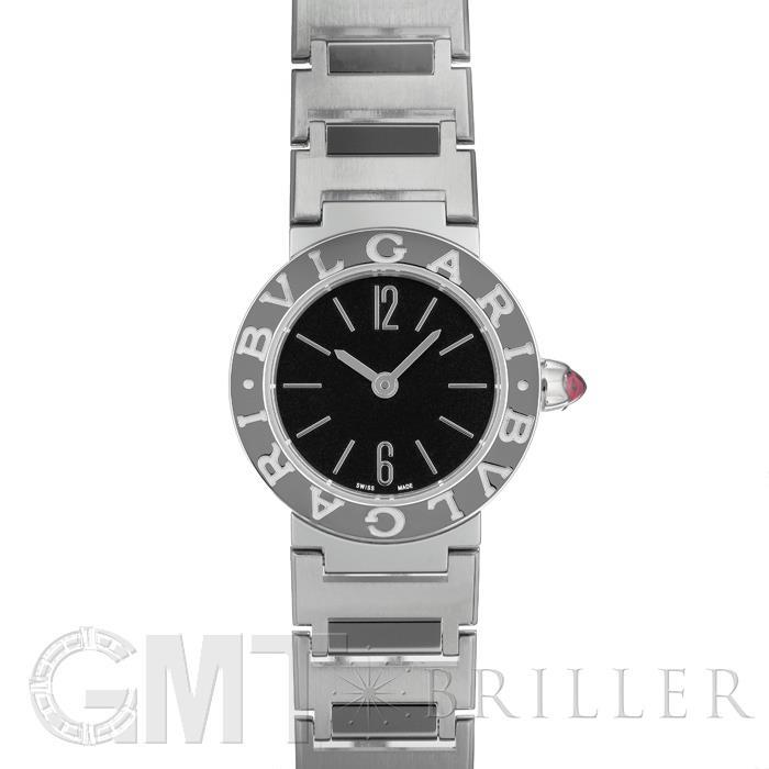 ブルガリ ブルガリブルガリ レディBBL23BSSD 23mm ブラック BVLGARI 【新品】【メンズ】 【腕時計】 【送料無料】 【あす楽_年中無休】