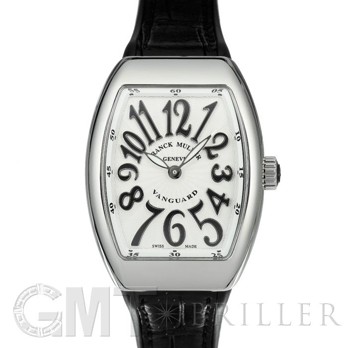 フランクミュラー ヴァンガード V29QZ シルバー FRANCK MULLER 新品レディース 腕時計 送料無料