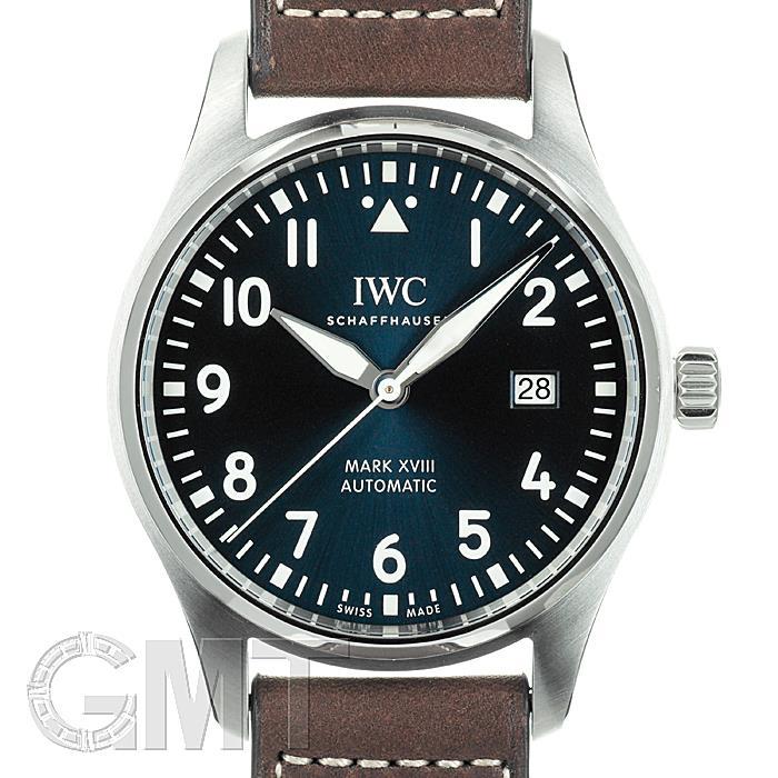 [最大3万円引き! 5/1]IWC パイロット・ウオッチ・マーク18 プティ・プランス IW327010 IWC 新品メンズ 腕時計 送料無料