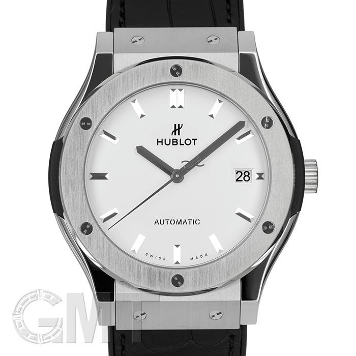 ウブロ クラシック フュージョン チタニウム 511.NX.2611.LR ブランド買うならブランドオフ HUBLOT 新品メンズ 腕時計 お気に入 _年中無休 送料無料
