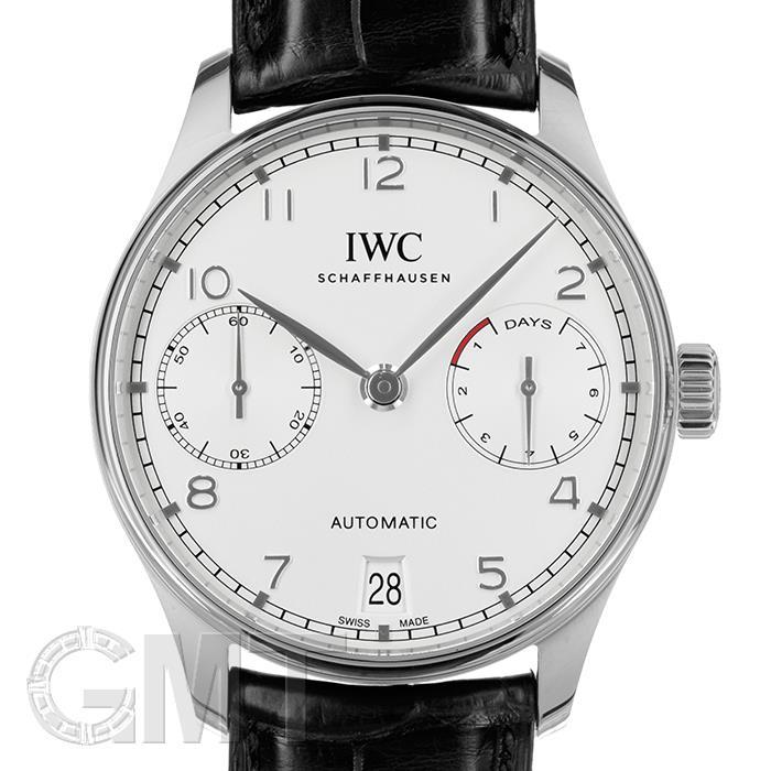 IWC ポルトギーゼ オートマティック 7DAYS IW500712 IWC 【新品】【メンズ】 【腕時計】 【送料無料】 【あす楽_年中無休】