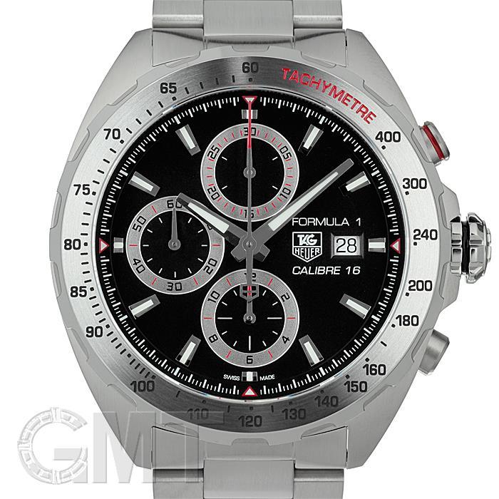 [最大3万円引き! 5/1]タグホイヤー F1 クロノグラフ ブラック CAZ2010.BA0876 TAG HEUER 新品メンズ 腕時計 送料無料