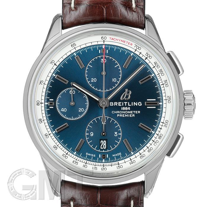 ブライトリング プレミエ クロノグラフ42 A117C-1WBA BREITLING 【新品】【メンズ】 【腕時計】 【送料無料】 【あす楽_年中無休】