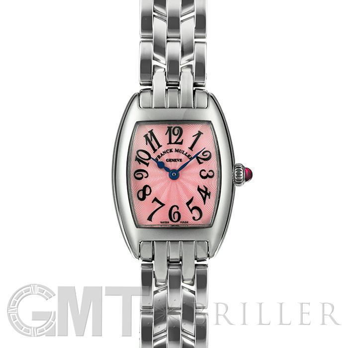 フランクミュラー トノーカーベックス プティ 2502QZ ピンク FRANCK MULLER 【新品】【レディース】 【腕時計】 【送料無料】 【あす楽_年中無休】